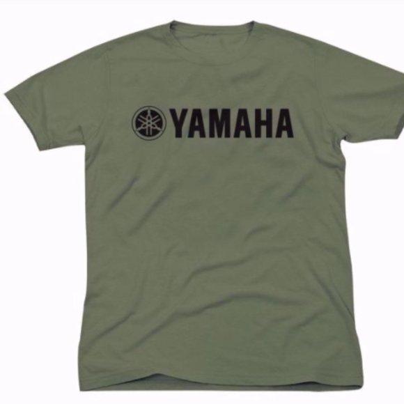 2/$20 🛍️ Yamaha Adventure Olive Tee - XL
